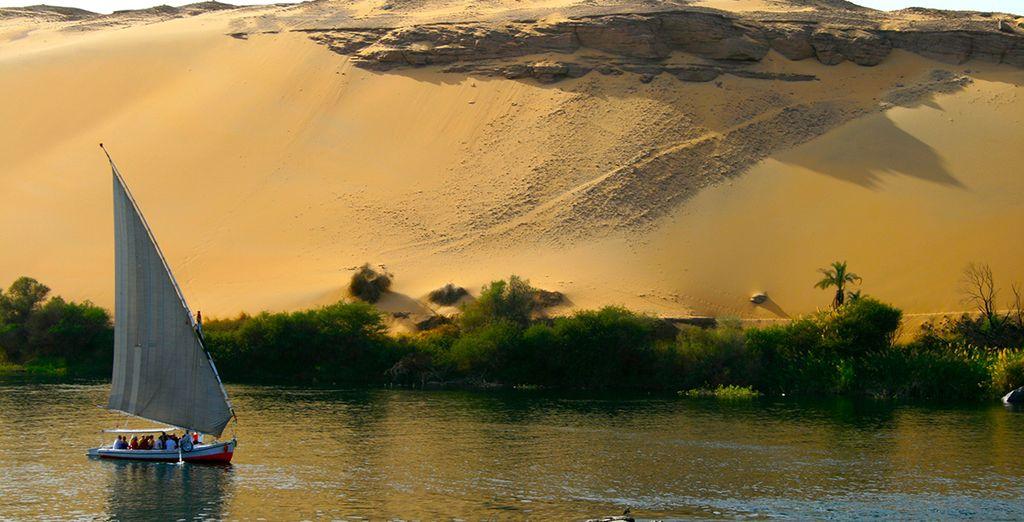 Avant d'explorer les merveilles de l'Egypte !