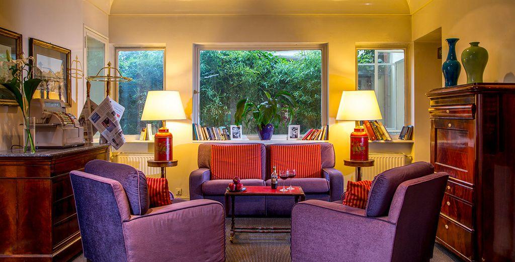 Direction l'hôtel Panama Garden