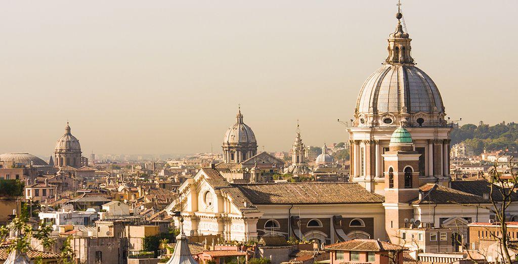 Pour explorer Rome