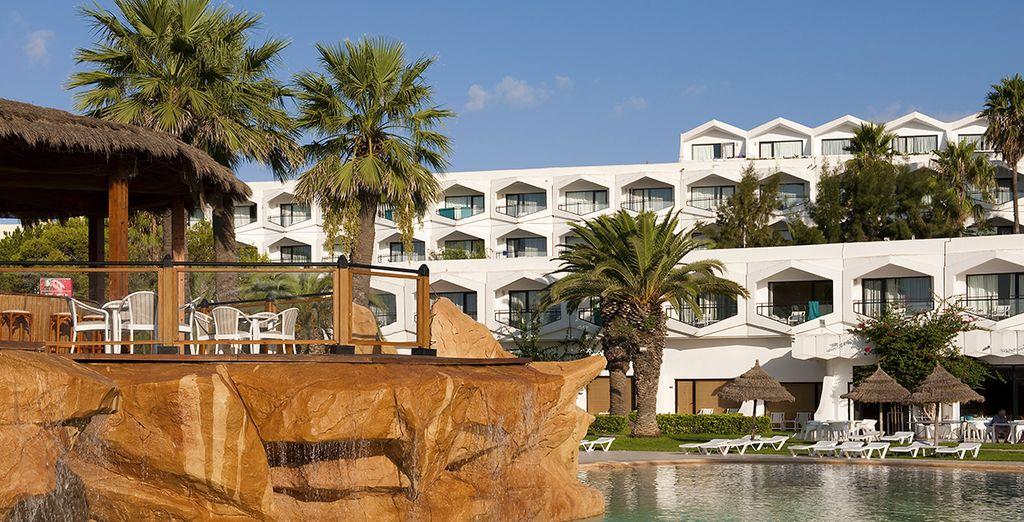 Venez vous installer à l'hôtel Sentido Phenicia Golf