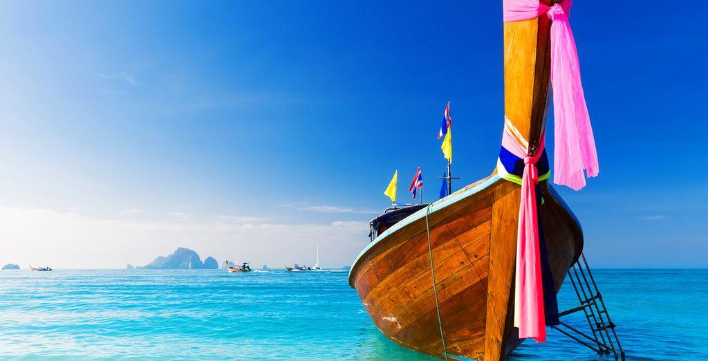 Pour un séjour inoubliable en Thaïlande !