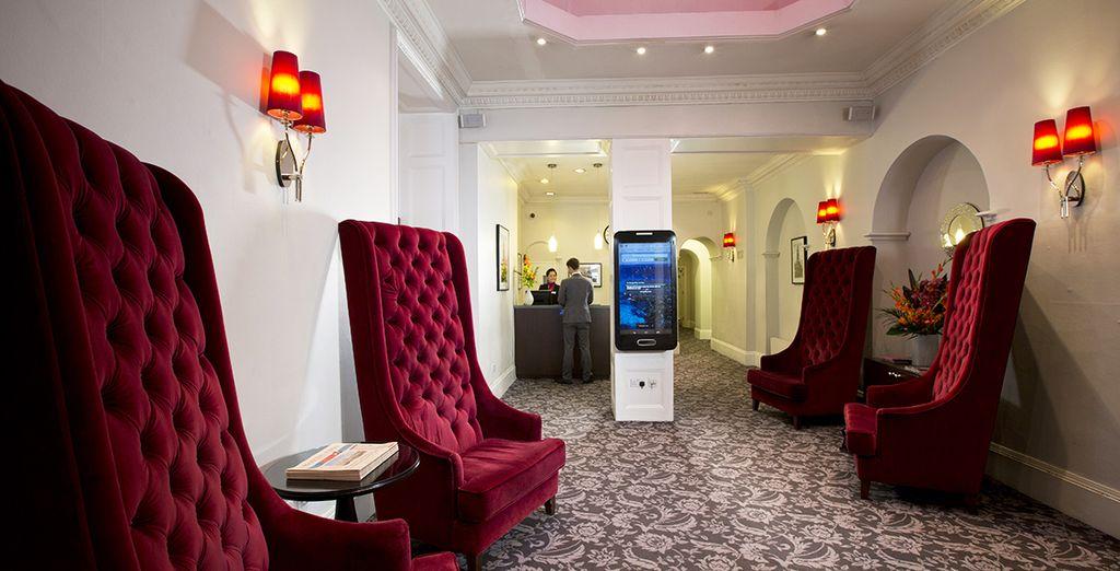 Soyez les bienvenus à l'hôtel Bloomsbury Park Hotel