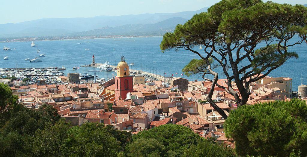 À vous la côte d'Azur !