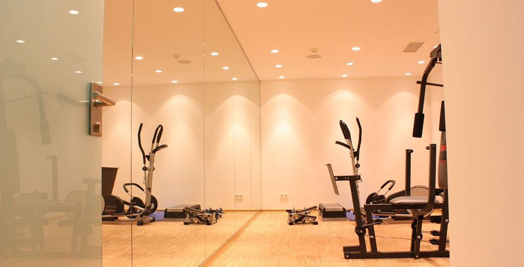 La salle de gym sera votre meilleur allié pour évacuer le stress