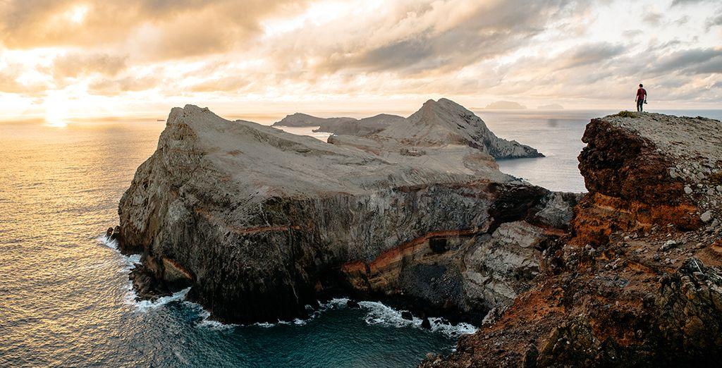 Vous serez emporté par la beauté des paysages de l'île