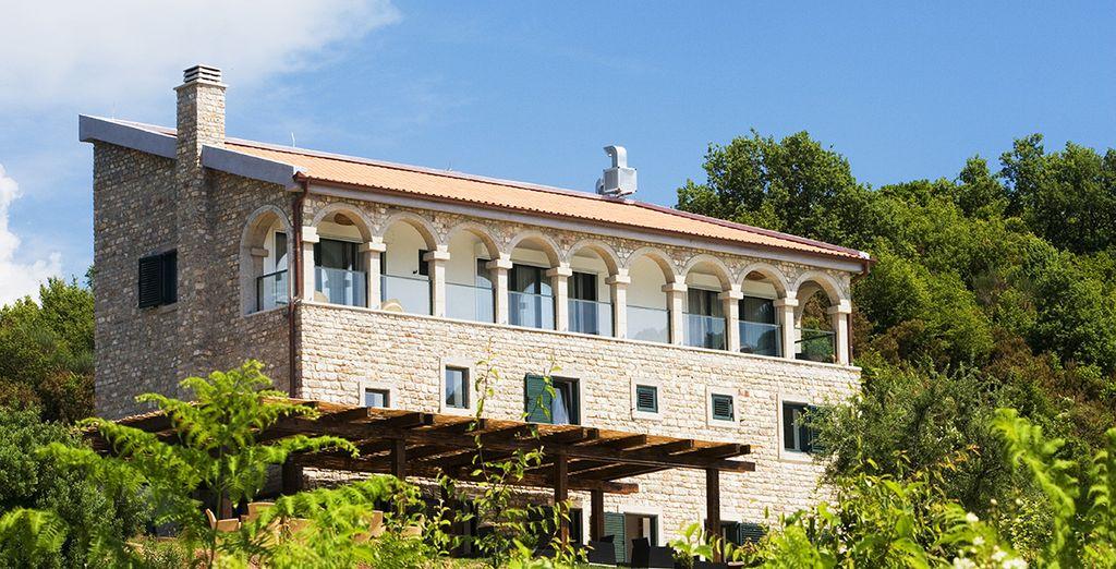 Au Montebay Villa, où vous serez accueilli en toute intimité