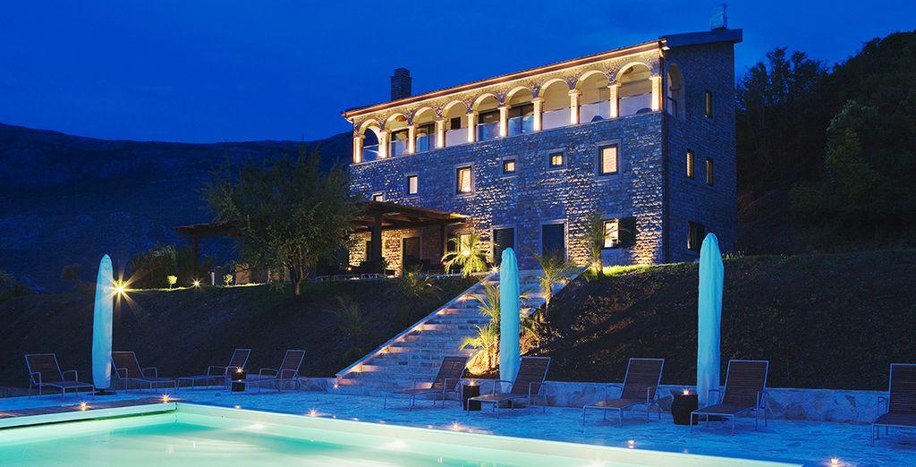 Vous reviendrez enchanté de votre séjour à la Montebay Villa