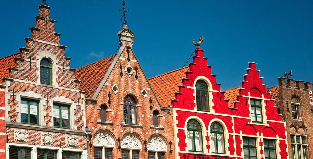 Faites-vous la belle dans l'une des plus belles villes de Belgique