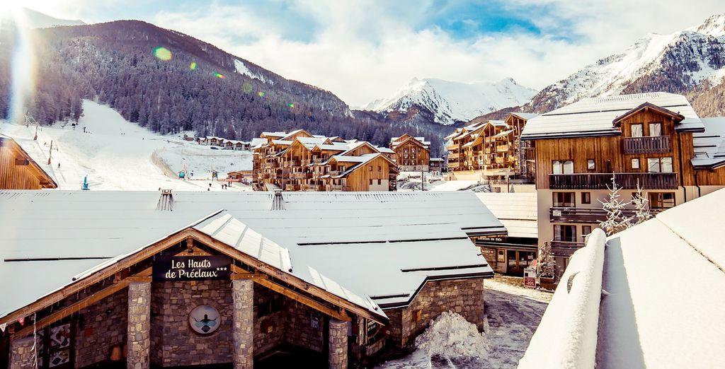 Vous rêvez de vacances à la montagne ?