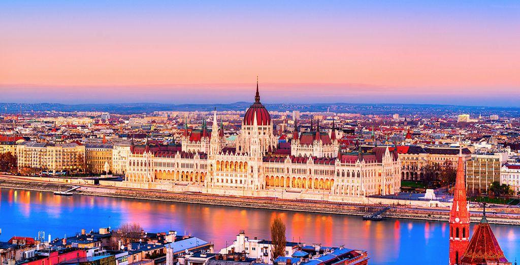 La Perle du Danube vous accueille pour une escapade de charme