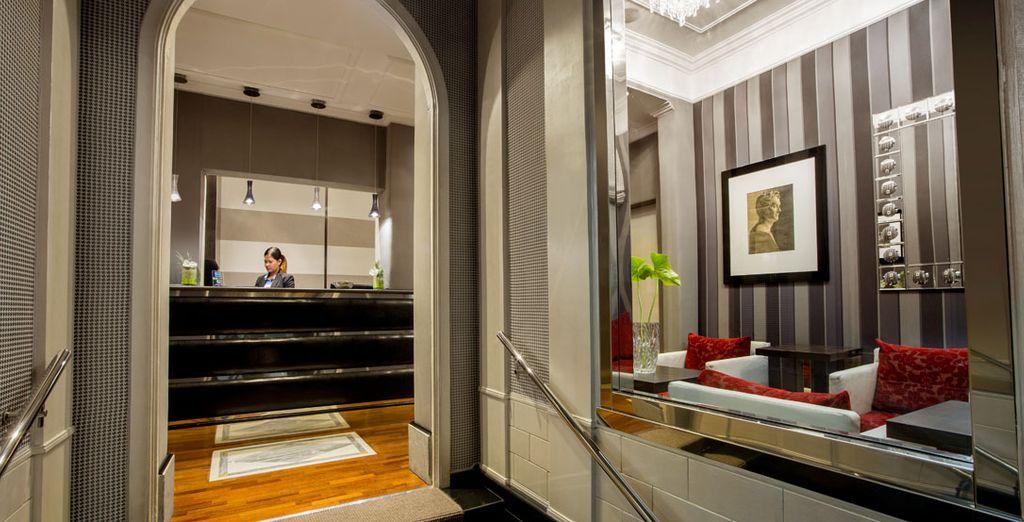 Bienvenue au Royal Court Hotel