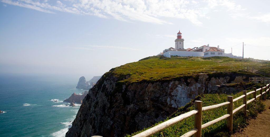 Ne manquez pas le Cabo da Roca...