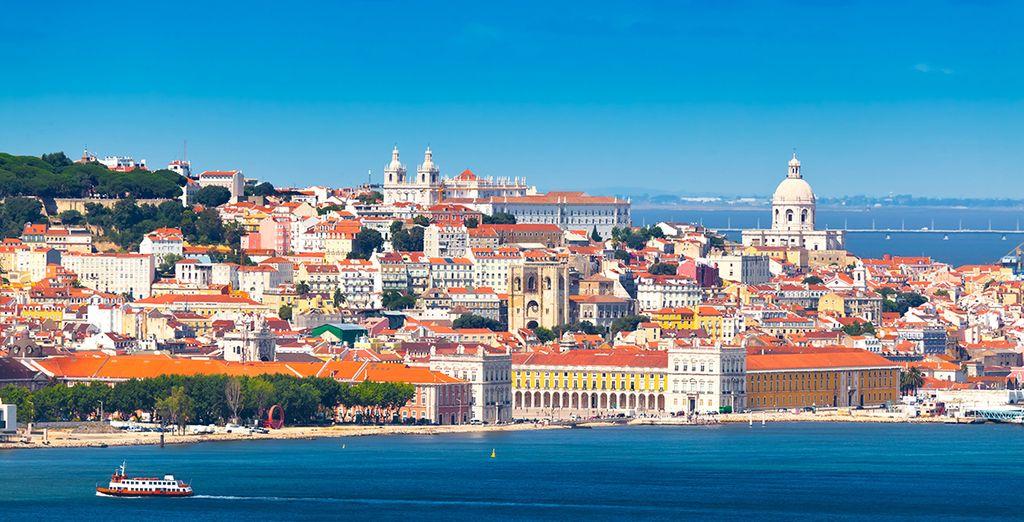 Et faîtes un tour à Lisbonne si le temps vous le permet