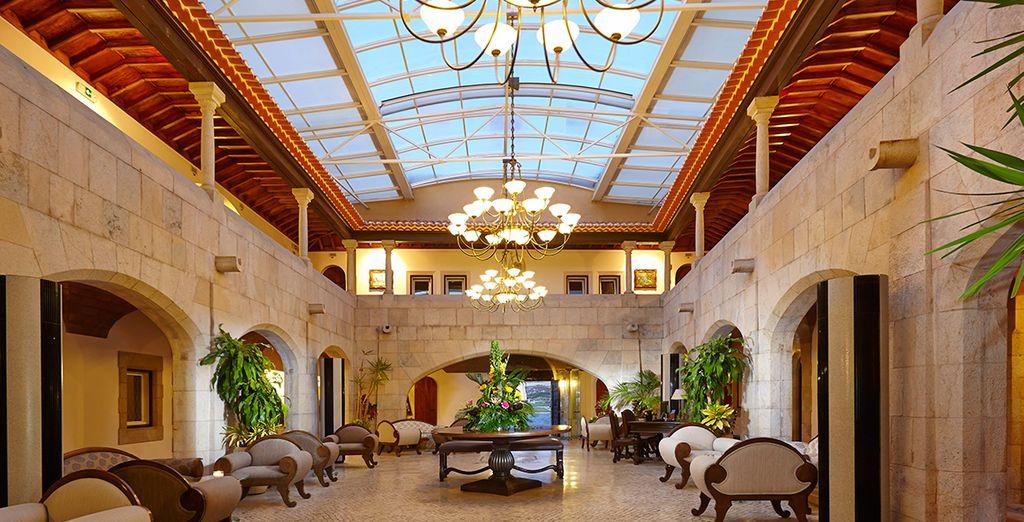 Poussez les portes de l'hôtel Fortaleza do Guincho !