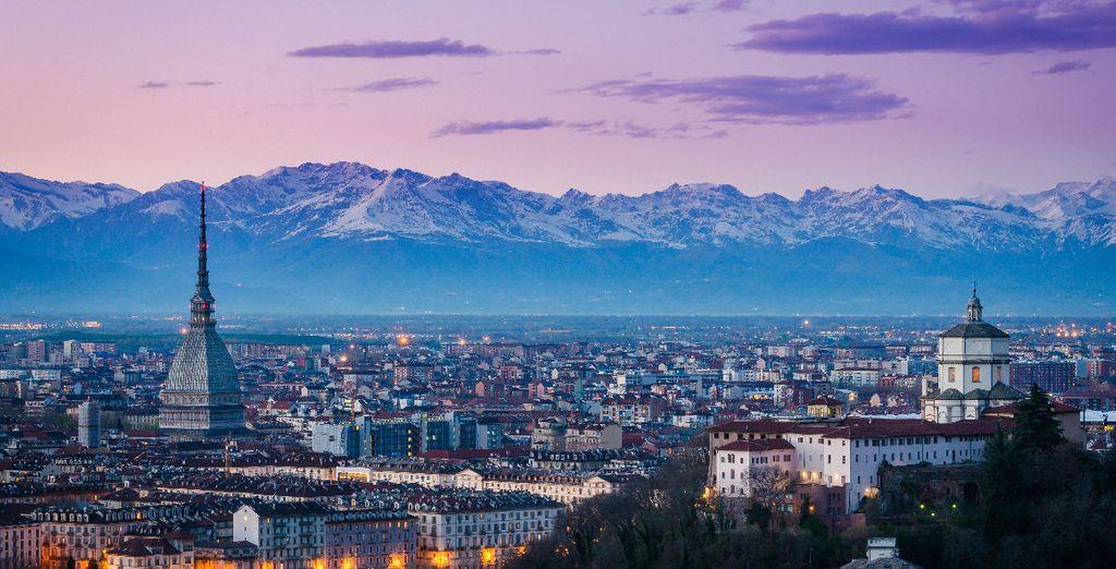 Prêt à tomber sous le charme de la capitale du Piémont ?
