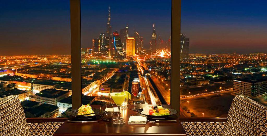 Offrez-vous un restaurant avec vue panoramique