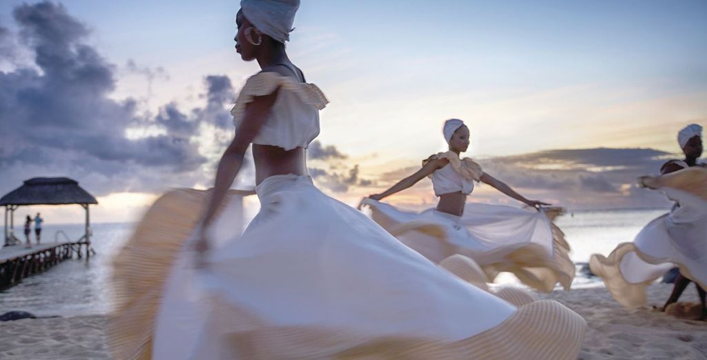 Au sega, la danse mauricienne
