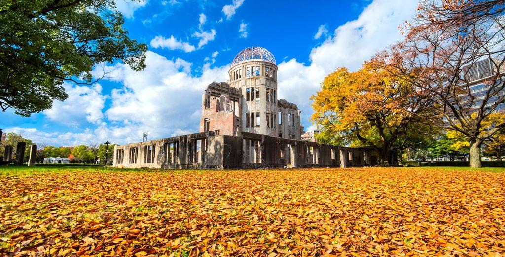 Sans oublier Hiroshima...