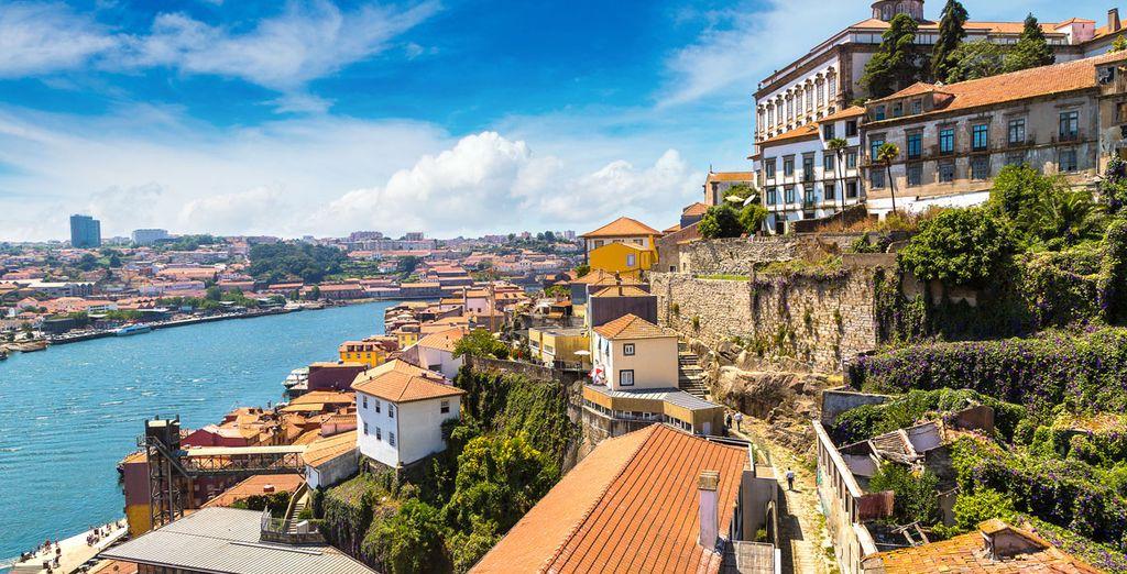 Envolez-vous pour quelques jours à Porto...