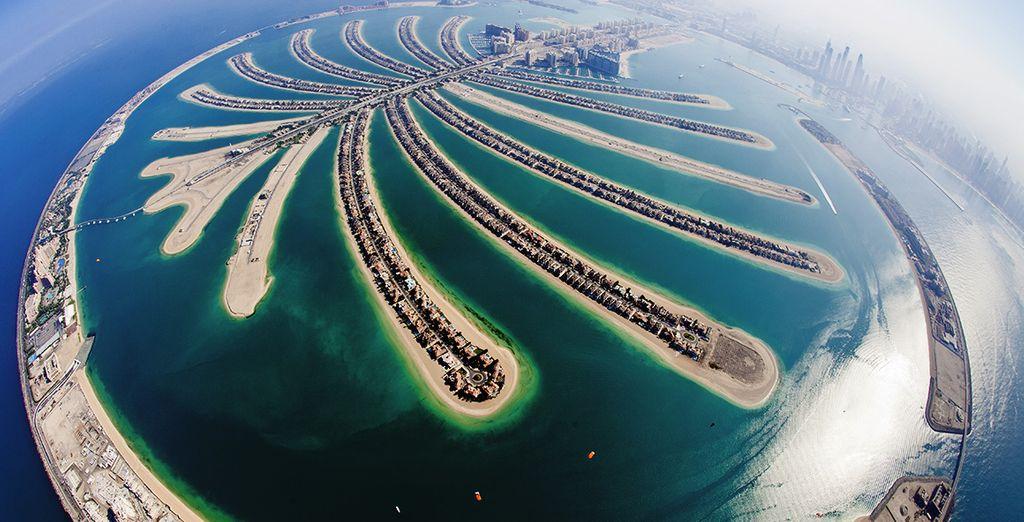 Les Emirats sont le joyau de l'Orient