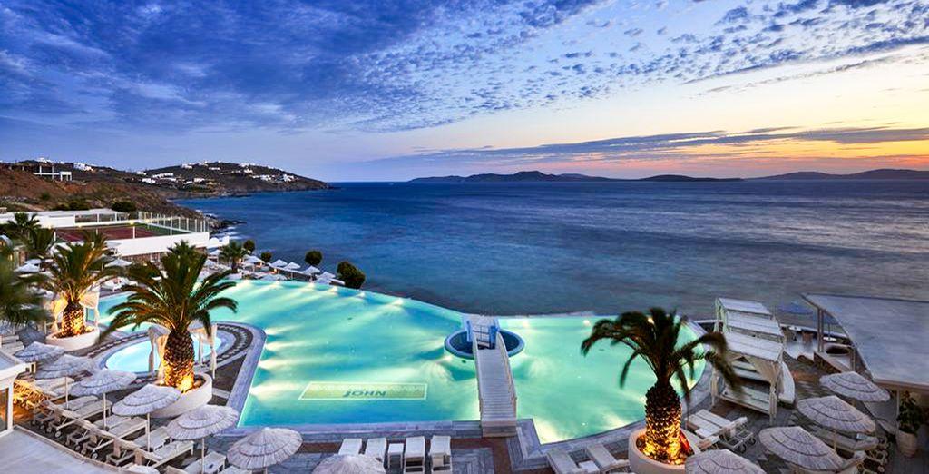 Venez vivre un rêve éveillé dans les Cyclades