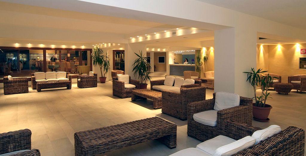 L'hôtel Porto Kaleo Resort vous ouvre ses portes