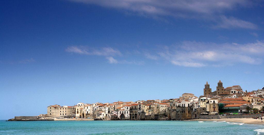 Très bon séjour sicilien !