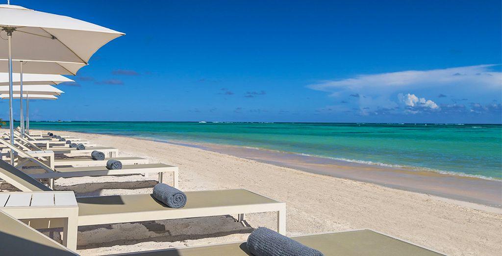 Avant de fouler le sable fin de votre plage de rêve