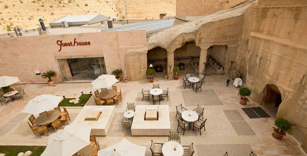 Hôtel prestigieux en Jordanie