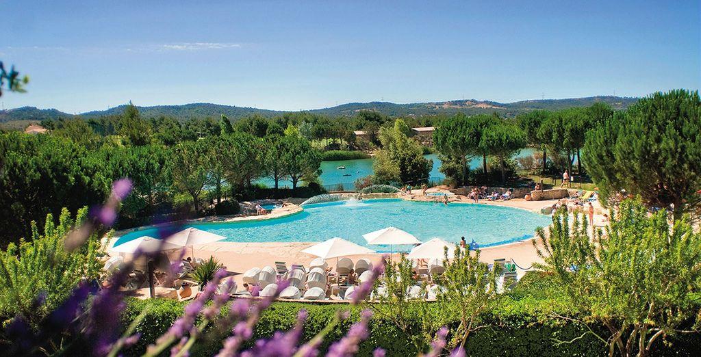 Village Pierre & Vacances Pont Royal en Provence