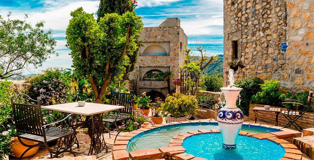 Hôtel Castillo de Monda