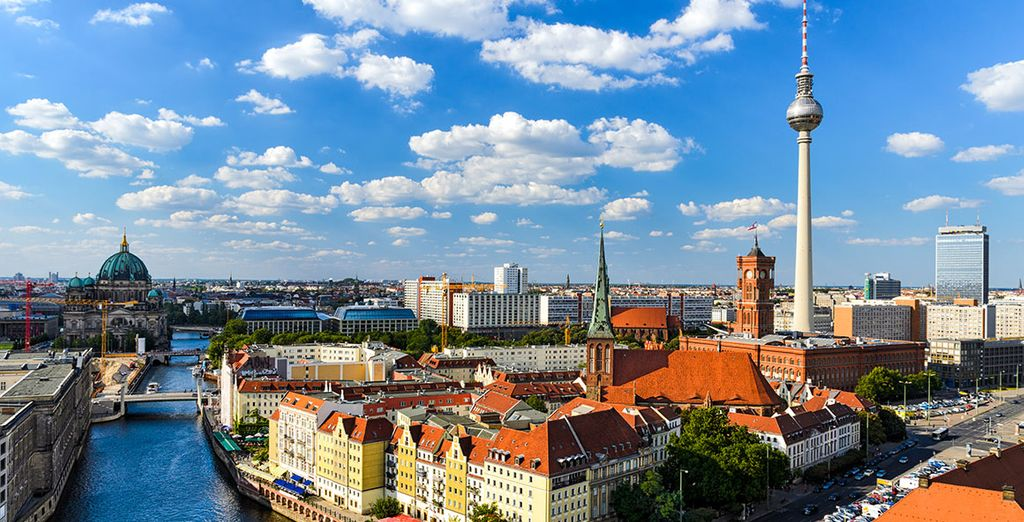 Au coeur de Berlin, la merveilleuse !