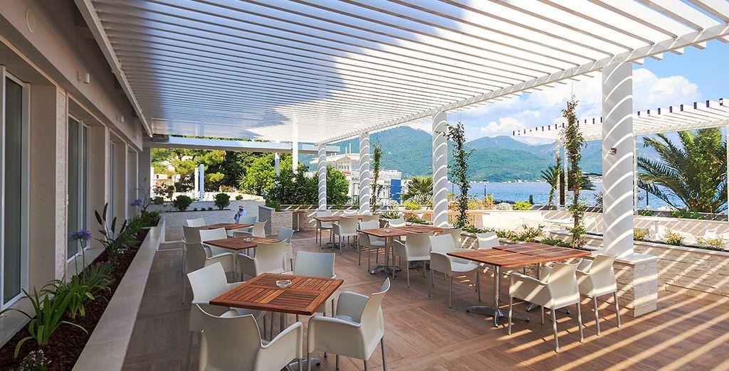 Hôtel de luxe en Croatie