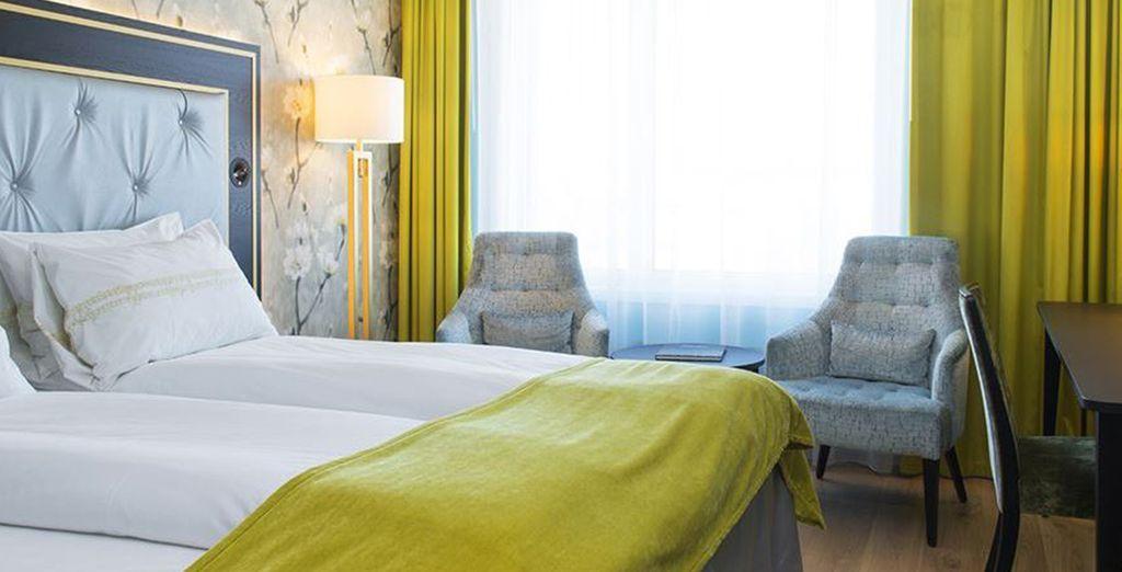 Hôtel haut de gamme en Norvège, sélectionné par Voyage Privé