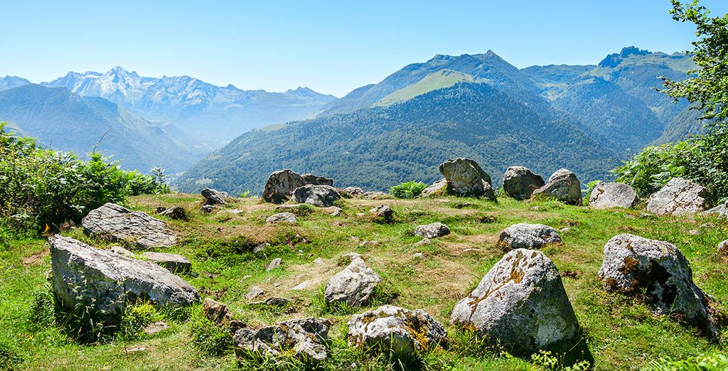 Découvrez la beauté de la faune et la flore du parc national des Pyrénées