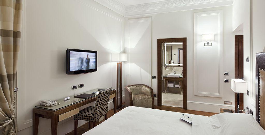 Hôtel haut de gamme à Rome