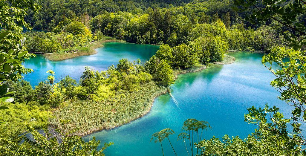 Parc naturel de la Croatie