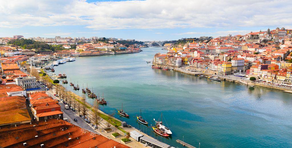 Avant de rejoindre Porto