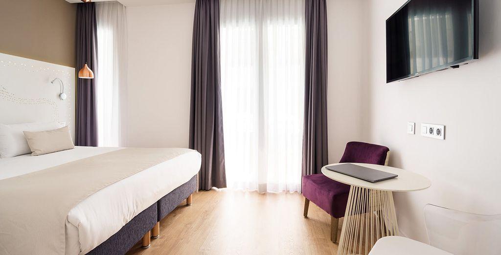 Hôtel The Walt Madrid et ses chambres tout confort