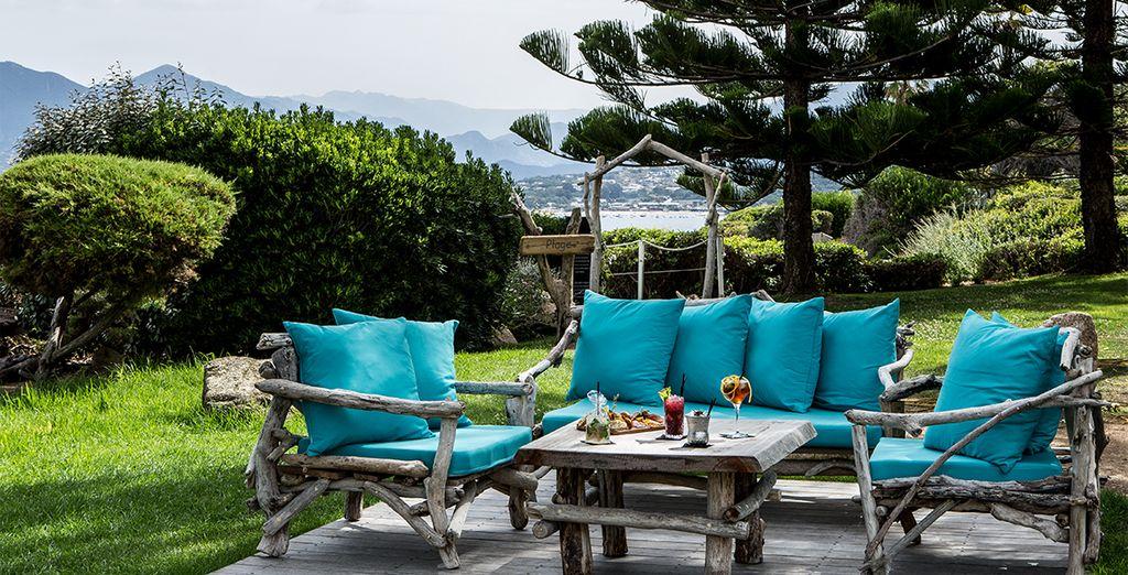 Hôtel de charme avec espace détente dans le sud de la Corse