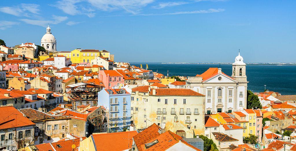 Offres de voyage à Lisbonne tout inclus