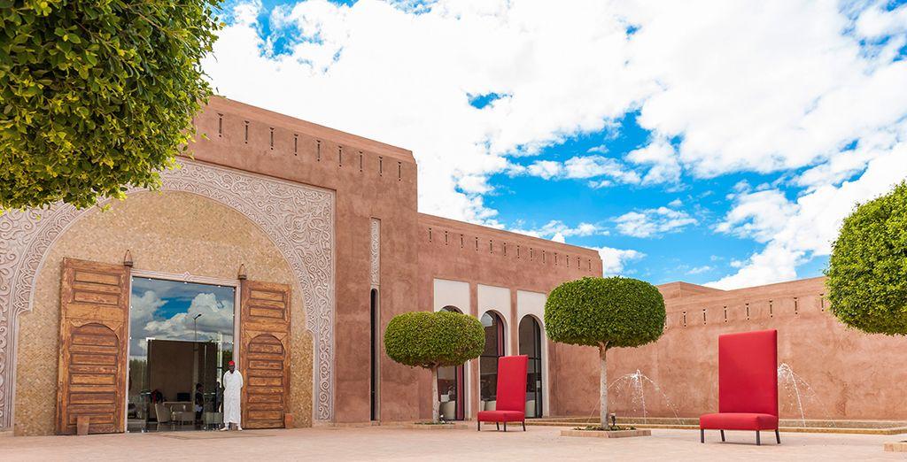 Hôtel Kenzi Club Agdal Medina 5* avec Voyage Privé