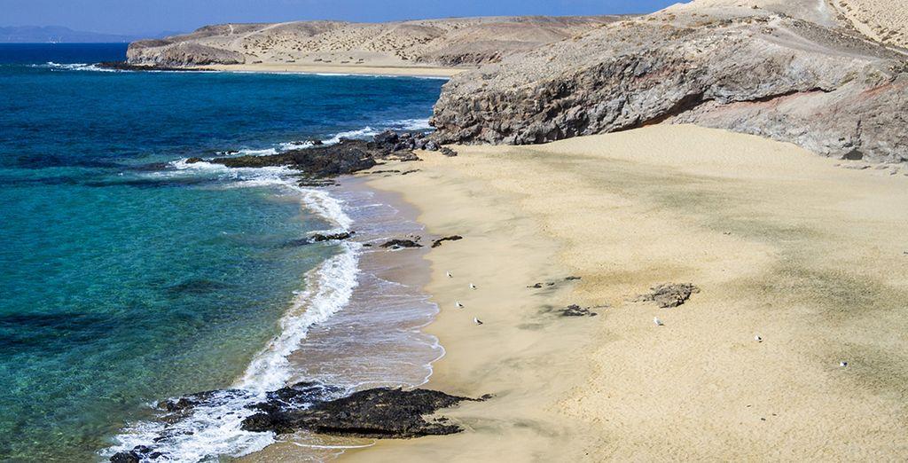 Lanzarote en novembre