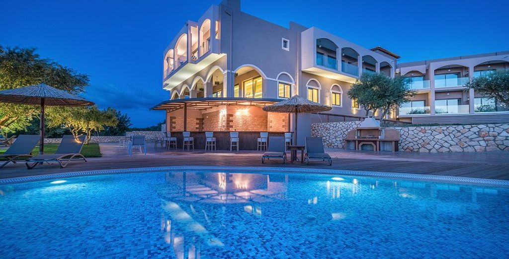 Hôtel Elegance Luxury 5*