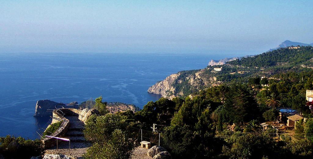 Partez pour Majorque