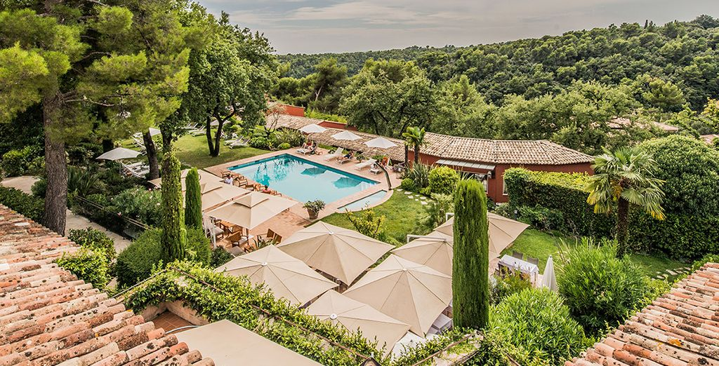 Hôtel Spa & Restaurant Cantemerle 4* avec Voyage Privé