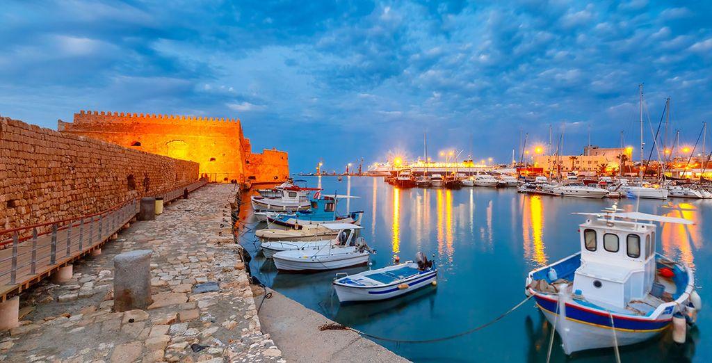 Autotour Découverte de la Crete en 4* - 8j/7n ou 11j/10n