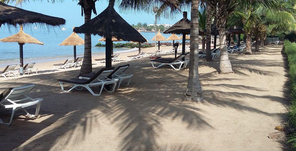 Hôtel Royam 4* et escapades Sénégalaises