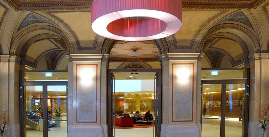 Un très bel hôtel 4*