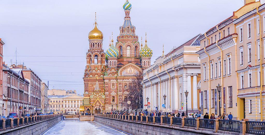 Hôtel Corinthia Saint-Pétersbourg 5*